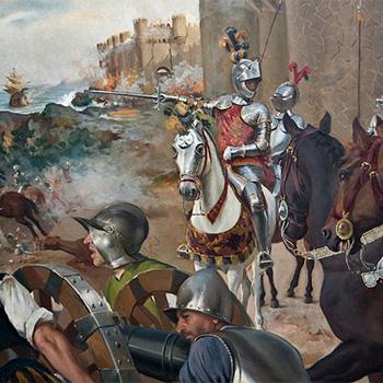 Marqués de Cerralbo - Contra Armada