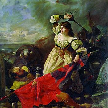 María PIta - Contra Armada